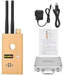 Signal GPS Detector GSM CDMA RF Anti-monitoring ... - Amazon.com