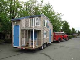 Simple Tiny Trailer House Plans   Tiny House Lifestyle   Small    Are you ready to take that big step of joining the tiny house movement   a dream home for you and your family  If you    re done downsizing  check the cost