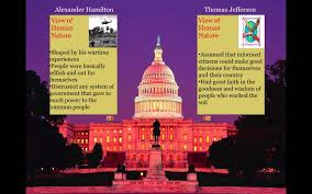 thomas jefferson vs alexander hamilton thomas jefferson vs alexander hamilton