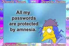 Afbeeldingsresultaat voor bart simpson amnesia