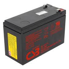 Батарея для <b>ИБП CSB</b> GP1272 F2 12V/28W — купить в интернет ...