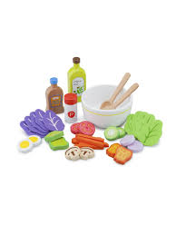 <b>Набор продуктов</b> для салата <b>New</b> Classic Toys 13878971 в ...
