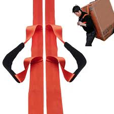 1 person furniture lifting moving straps carrying belts ergonomic ...