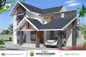 Kerala Style House Plans Low Cost Design   Kerala Home Designer    Kerala Style House Plans Low Cost Design