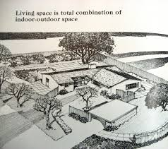 architectural history   EYE ON DESIGN by Dan Gregory   Page     which rings even more true today  when scarce land for building makes every inch count  To continue the auto metaphor  you could say the ranch house