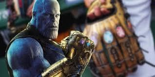 Major League Baseball Player Wears <b>Avengers Infinity Gauntlet</b> Glove