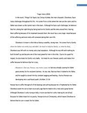 english  stephen king essay    why we crave horror movies   pages english  things fall apart essay