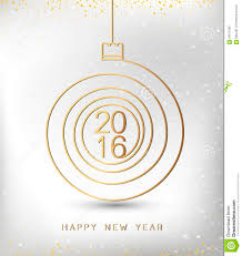 merry christmas happy new year gold 2016 spiral shape ideal for merry christmas happy new year gold 2016 spiral shape ideal for xmas card or elegant