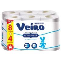 Купить <b>Туалетная бумага</b> и полотенца <b>Veiro</b> по низким ценам в ...