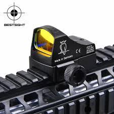 Tactical <b>ACOG 1X32</b> Rifle Scope <b>RED Dot Sight Optics</b> Riflescope ...