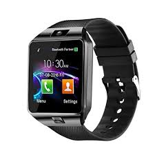 Faawn Digital Men's <b>Smartwatch with Bluetooth</b> 4G Supported Sim ...