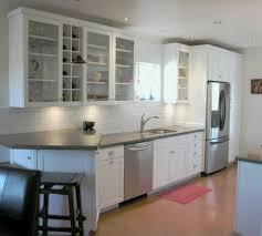kitchen cabinet colors expansive brick white image by nancy hugo via flickrcom