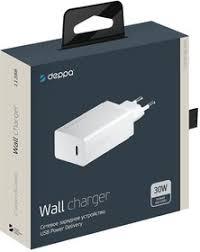 11388, <b>Зарядное устройство Deppa</b> СЗУ USB Type-C, <b>Power</b> ...