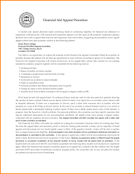 letter of appeal for financial aid quote templates 7 letter of appeal for financial aid