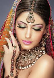 latest bridal makeup look via rose beauty salon 8 best