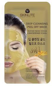 Skinlite золотая <b>маска</b>-<b>пленка</b> Обновление <b>кожи</b> — купить по ...