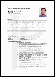 hvac engineer sample resume entry level nurse cover letter hvac sample resume resume format pdf hvac technician resume cv samples sample resume hvac technician