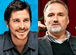 christian bale to essay steve jobs    entertainmentchristian bale and david fincher have never worked together before while ashton kutcher essayed steve jobs