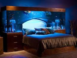beautiful brown wood glass modern design tumblr bedroom aquarium bed wood bed under drawer mattres cushion awesome white awesome white brown wood glass modern