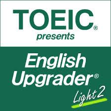 TOEIC presents English Upgrader Light 2nd series