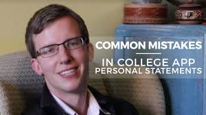 Personal statement prompts common app