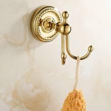 Античные латунные золотые тканевые <b>крючки</b>, настенная ...