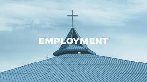 employment opportunities new life church