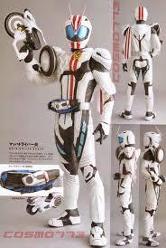 Detail Of Heroes: <b>Kamen Rider Mach</b> & Machine Chaser - JEFusion