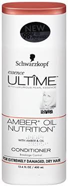 Schwarzkopf Essence Ultime Amber Oil Conditioner ... - Amazon.com