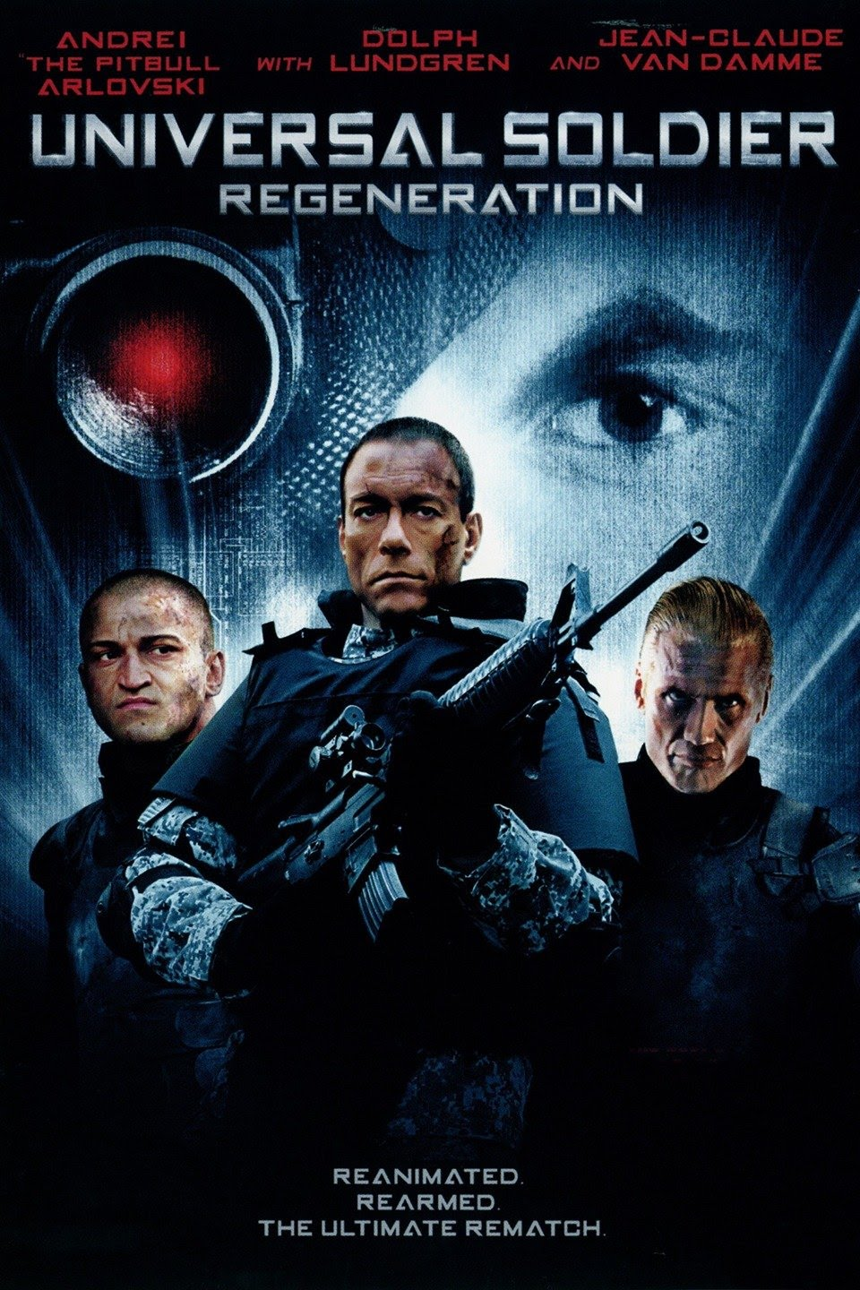 Universal Soldier: Regeneration (2009) Dual Audio {Hindi-English} 480p | 720p