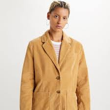 Levi's Autumn Blazer (Iced Coffee) - Good Neighbour