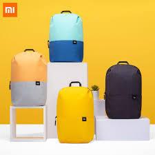US, DE, CN + <b>Original Xiaomi Mi</b> Mini <b>Backpack 7L</b>/15L/20L Big ...