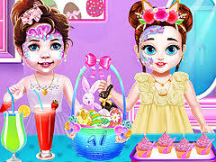 Baby Taylor <b>Happy Easter</b> - free online game