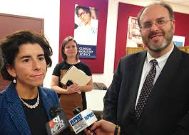 a ceo reality show audition for future ideas how to grow rhode elect gina raimondo her transition team leader joy fox and