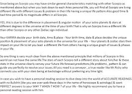 scorpio horoscope online book your personal reading session now scorpio horoscope