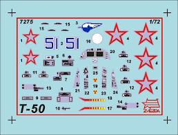 """<b>Сборная модель</b> """"Российский истребитель пятого поколения Су ..."""