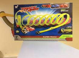Детский <b>пусковой трек Track Racing</b> длина трека 650 см - 68807 в ...
