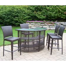 garden furniture patio uamp: furniture bar height patio set outdoor furniture ideas stunning bar height patio furniture highest clarity