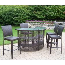 garden furniture patio uamp: furniture bar height patio set outdoor furniture ideas stunning bar height patio furniture highest clarity