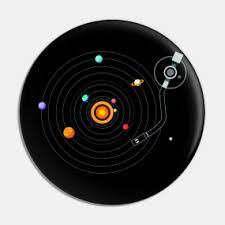 <b>Solar</b> System <b>Pins</b> and Buttons | TeePublic