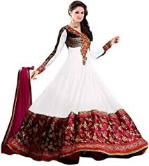 Long Sleeve - Salwar Suits / Ethnic Wear: Clothing ... - Amazon.in