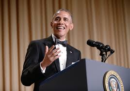 watch obama cracks jokes at white house correspondents dinner president barack obama speaks at the annual white house correspondent s association gala at the washington hilton