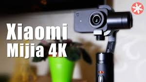 <b>Xiaomi</b> Mijia 4k <b>Action Camera</b> & Стабилизатор Mijia - YouTube