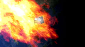 「2009, two satellites crashed」の画像検索結果