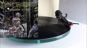 <b>IRON MAIDEN Somewhere</b> In Time side 1 (2014 Remaster) - YouTube