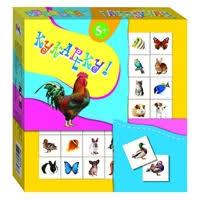 <b>Настольная игра</b> Кукареку <b>Игротека</b> (2554) (5+) (коробка) (<b>Дрофа</b> ...