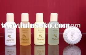 Image result for hotel shampoo bottles