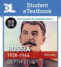 OCR GCSE History Explaining the Modern World  Russia             Student eTextbook Hodder Education