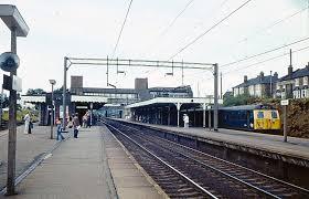 stazione di Witham