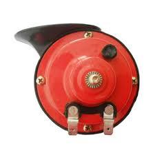 Black Qiilu <b>110dB 430HZ Loud</b> Electric Snail Horn Loudspeaker ...
